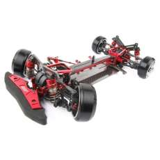 XXX-D VIP 1/10 Scale Front Motor 4WD Electric Shaft Driven Car ARR (red)