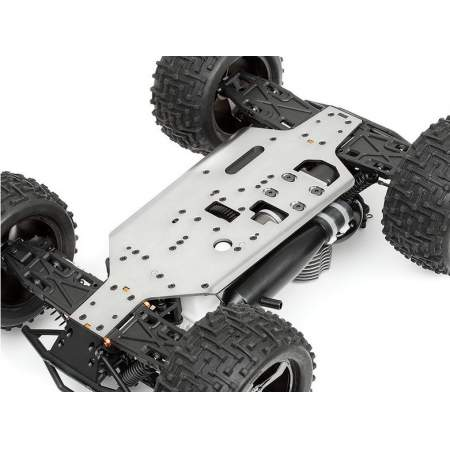 Монстр - 1/10 Bullet MT 3.0 RTR 2.4 GHz (NEW) (нитро 4WD)