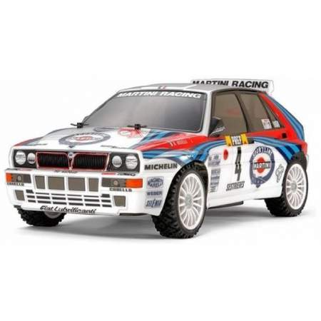 XXX-R RTR 1/10 Scale RC 4WD Racing Car (2.4G) LANCIA DELTA INTEGRALE
