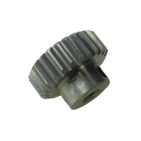 48 Pitch Pinion Gear 24T (7075 w/ Hard Coating)