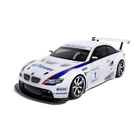 Автомодель MS-01D 1/10 Scale 4WD RTR Electric Drift Car (2.4G) BMW M3 GT2