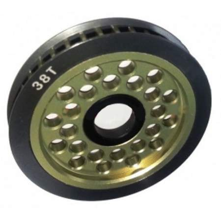 Aluminum Diff. Pulley Gear T38