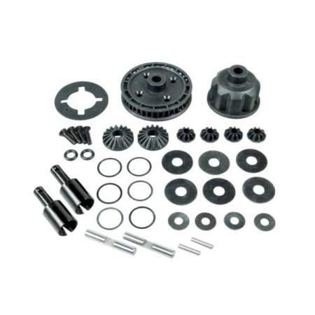 Heavy Duty Gear Diff Set For SAKURA ZERO S
