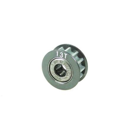 Aluminum Center One Way Pulley Gear T13