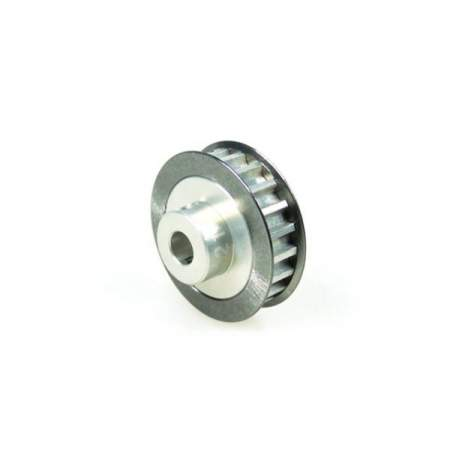 Aluminum Center Pulley Gear T21