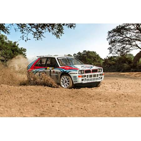 XXX 1/10 RC 4WD RTR Rally Car (2.4G) Lancia Delta Integrale