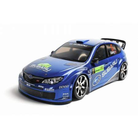 MS-01D 1/10 Scale 4WD RTR Electric Drift Car (2.4G) (brushless) SUBARU IMPREZA WRC