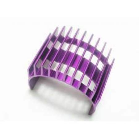 Motor Heat Sink For 540 Motor (High Finger) - Pink