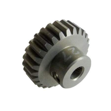 48 Pitch Pinion Gear 27T (7075 w/ Hard Coating)