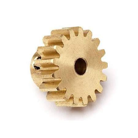 Motor Gear/Pinions 0.8 Pitch 17 Teeth