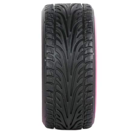 ZR Raptor Drift tyre with insert wheel 26mm (4pcs)