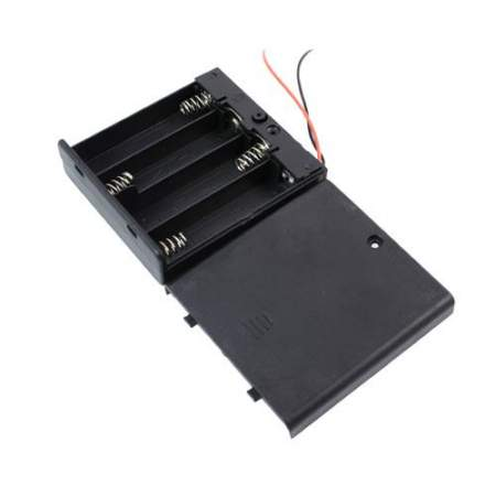 4xAA Battery Charging Rack