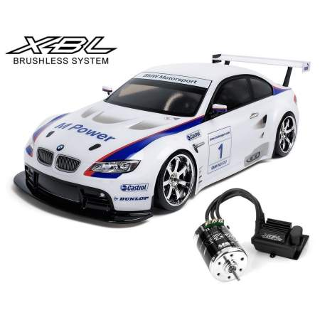 RC модель MS-01D 1/10 Scale 4WD RTR Electric Drift Car (2.4G) (brushless) BMW M3 GT2