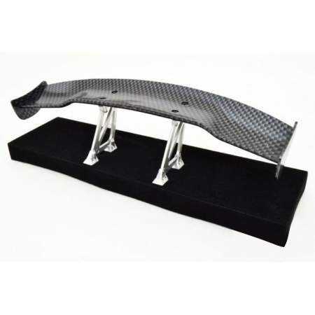 Карбоновый спойлер 181x36mm GT Wing Rear Spoiler with Stand Style A (пластик)