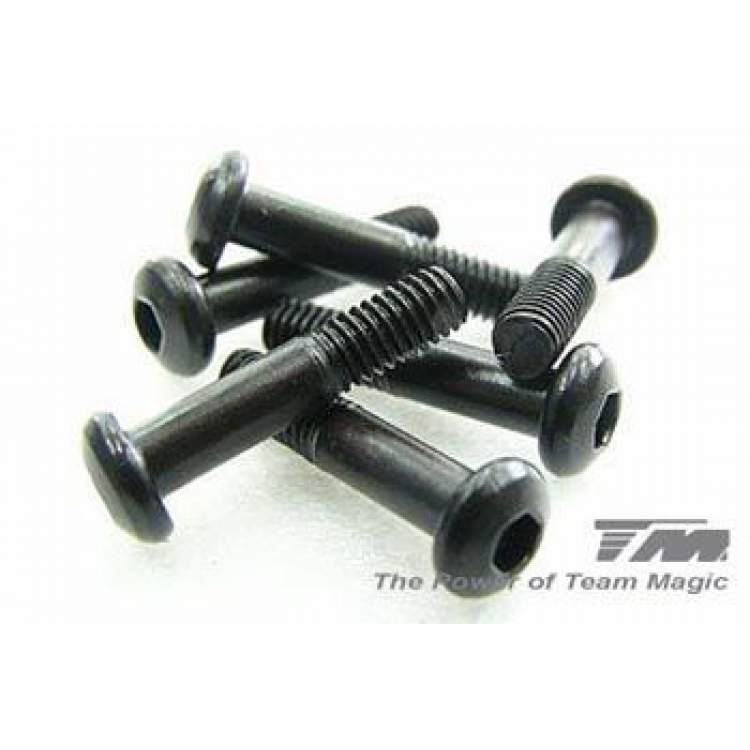 3x14mm Button Head Screw