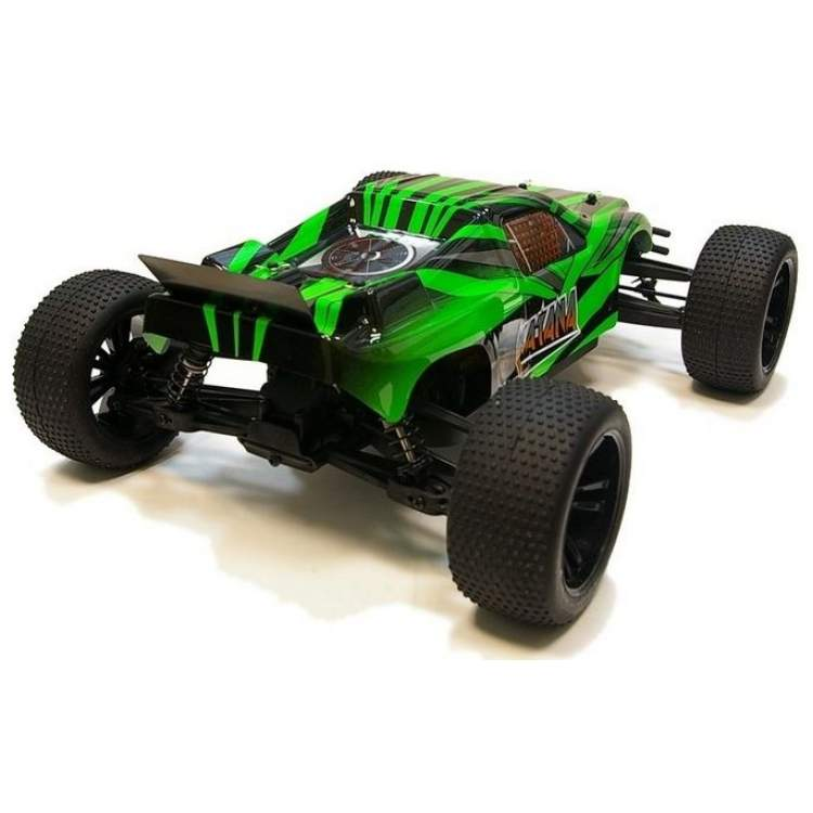 Трагги 1/10 4WD Электро Iron Track Katana Brushless RTR, Влагозащита