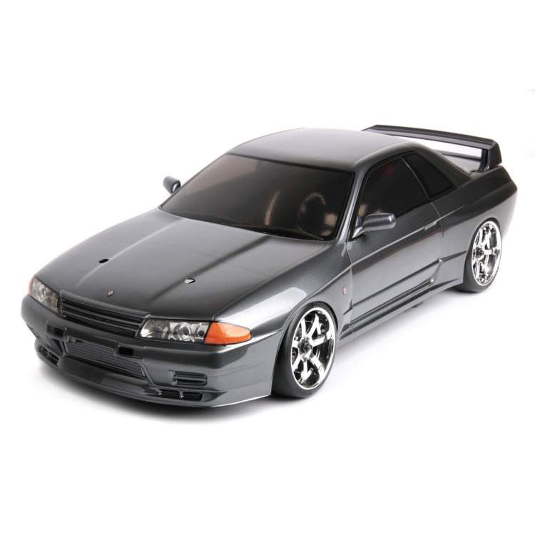 Автомодель MS-01D 1/10 Scale 4WD RTR Electric Drift Car (2.4G) NISSAN R32 GT-R