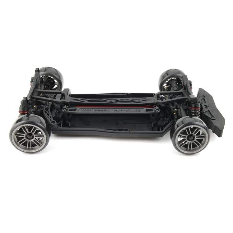 RC модель XXX-D RTR 1/10 Scale RC 4WD Drift Car (2.4G) EVO X (red)