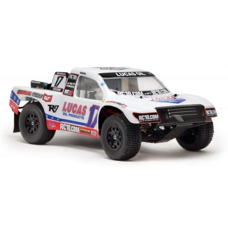 Ралли кросс 1/10 - SC10 RS RTR, LUCAS OIL