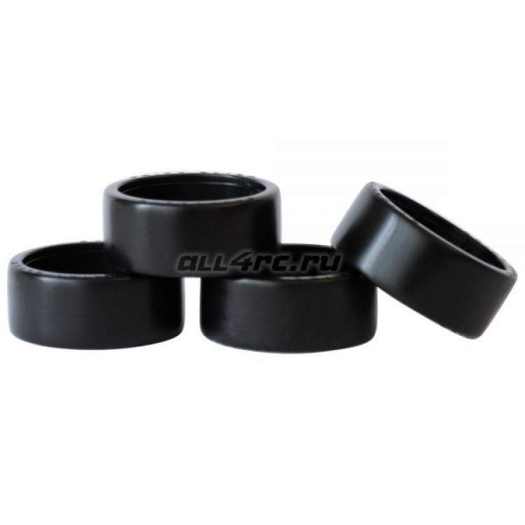 ST-models DRIFT SLICK TIRE 26mm (4pcs) (HARD)