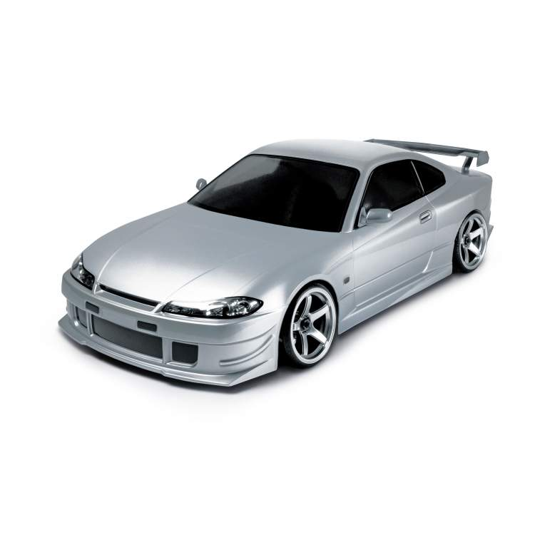 RMX 2.0 1/10 Scale 2WD RTR EP Drift Car (BL) NISSAN S15 (silver)