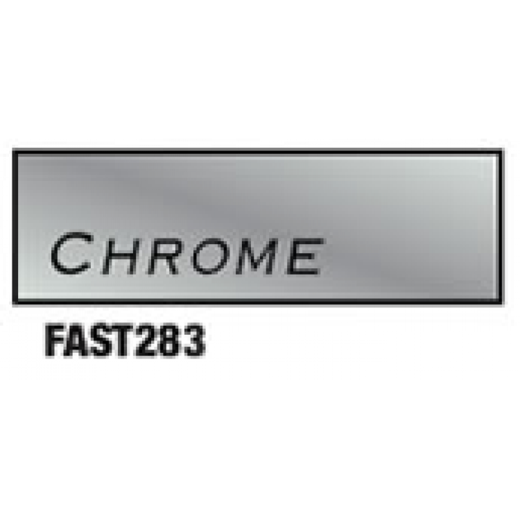 Краска по лексану  Fastrax Chrome    (150мл)