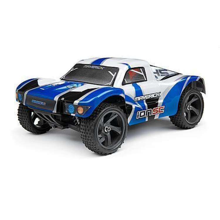 Ралликросс 1/18 - Maverick Ion SC RTR Electric