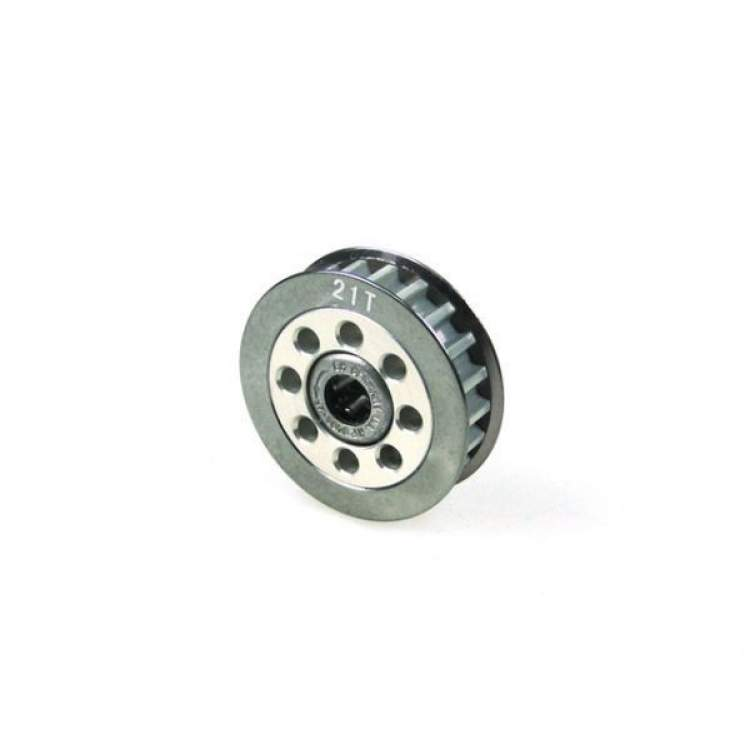 Aluminum Center One Way Pulley Gear T21