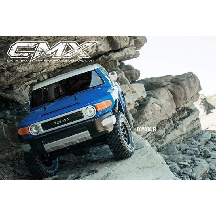 Трофи модель CMX от MST (Max Speed Technology) 1/10 KIT TOYOTA FJ 267mm