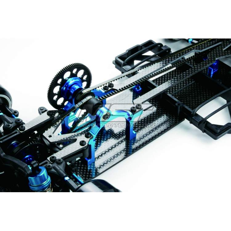 MS-01D PRO 1/10 Scale 4WD Electric Drift Car Chassis Kit