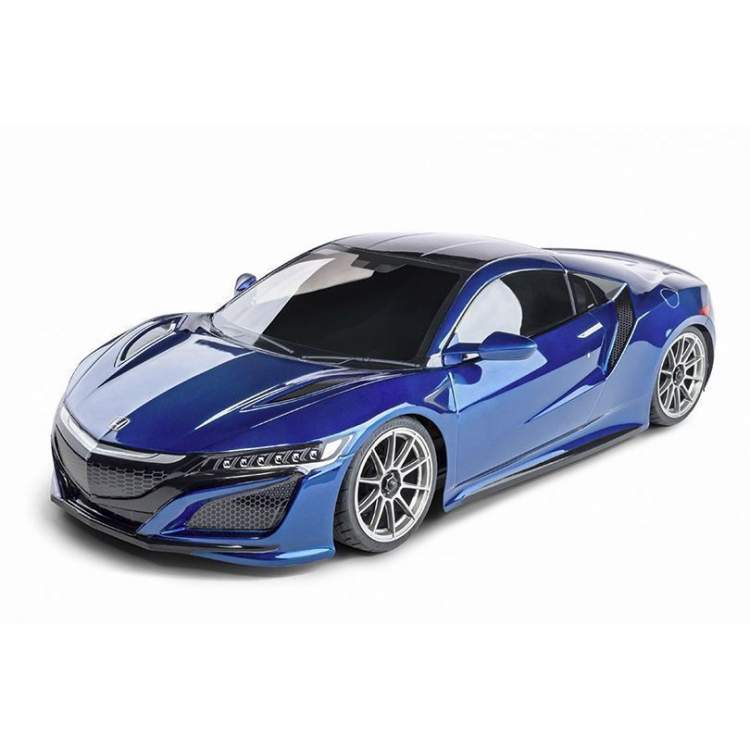 XXX-R RTR 1/10 Scale RC 4WD Racing Car (2.4G) HONDA NSX (blue)