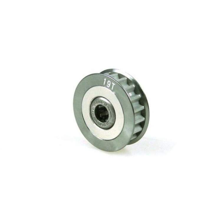 Aluminum Center One Way Pulley Gear T19