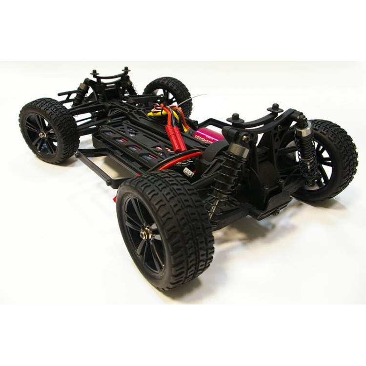 Шорткорс 1/10 4WD Электро Iron Track Spatha Brushless RTR, Влагозащита