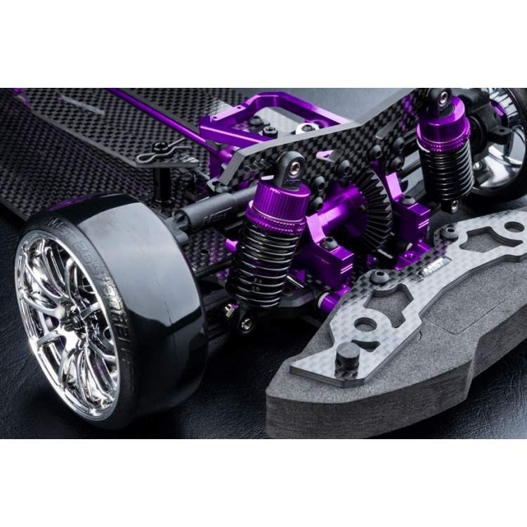 XXX-D VIP 1/10 Scale HT Rear Motor 4WD Electric Shaft Driven Car ARR (purple)