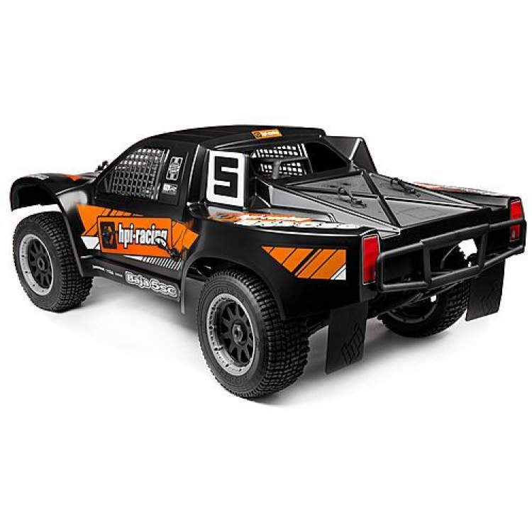 Ралликросс 1/5 - BAJA 5SC RTR (MAT BLACK) (NEW)