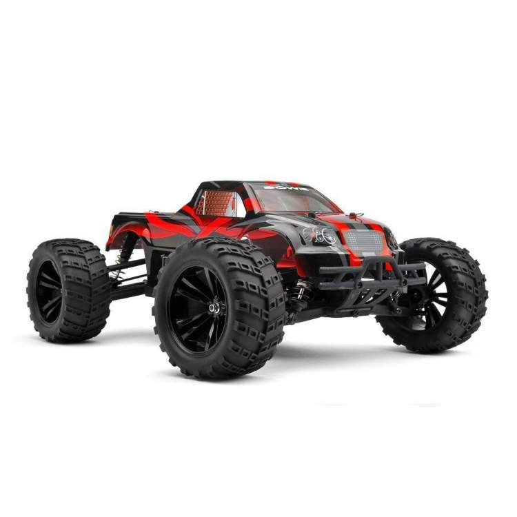 Монстр 1/10 4WD Электро Iron Track Bowie Brushless RTR, Влагозащита