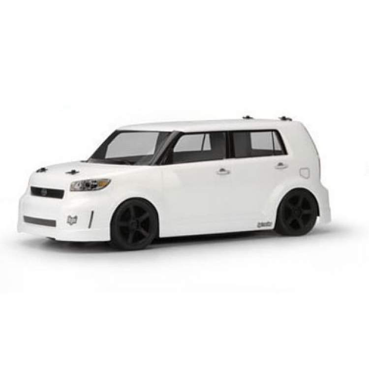 Туринг 1/10 мини - RTR SWITCH (кузов SCION XB) (SUPER WHITE) (US)