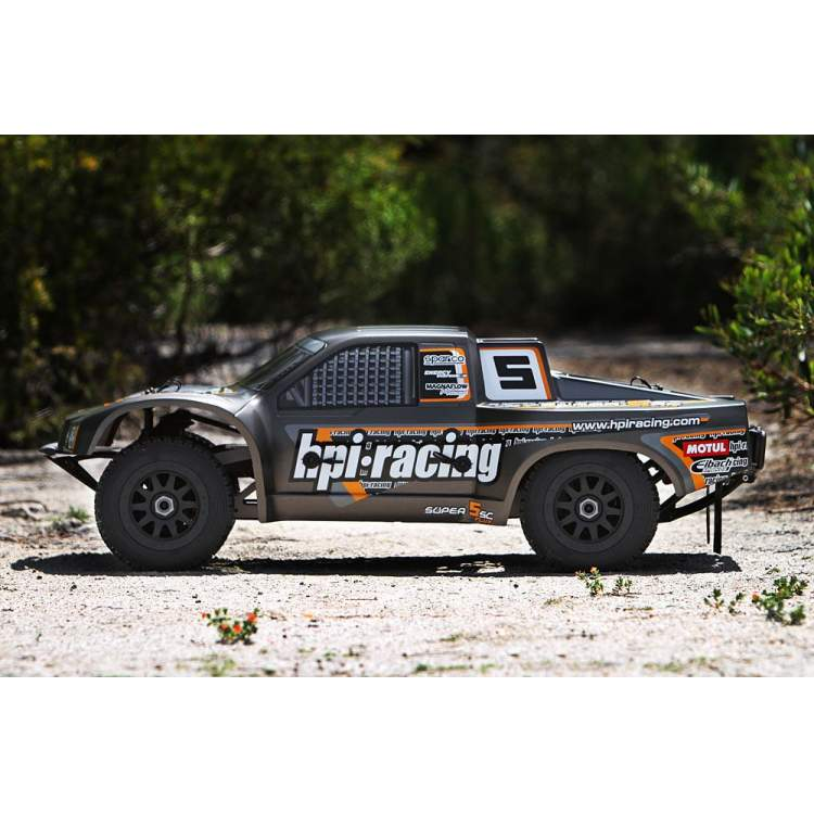 Трак 1/5 электро - RTR SUPER 5 SC FLUX (4WD)