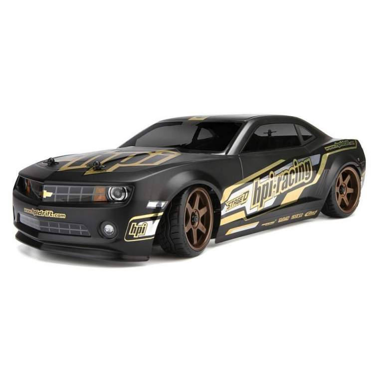 HPI Racing Sprint 2 Flux RTR CAMARO Body Полный комплект