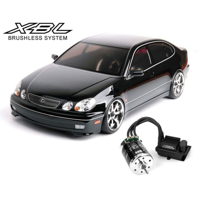 MS-01D 1/10 Scale 4WD RTR Electric Drift Car (2.4G) (brushless) LEXUS GS400