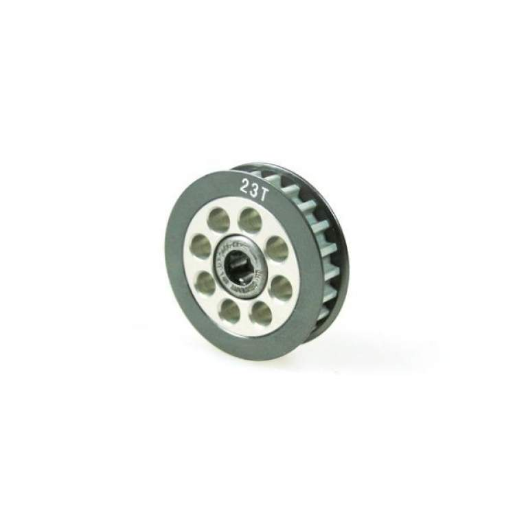 Aluminum Center One Way Pulley Gear T23
